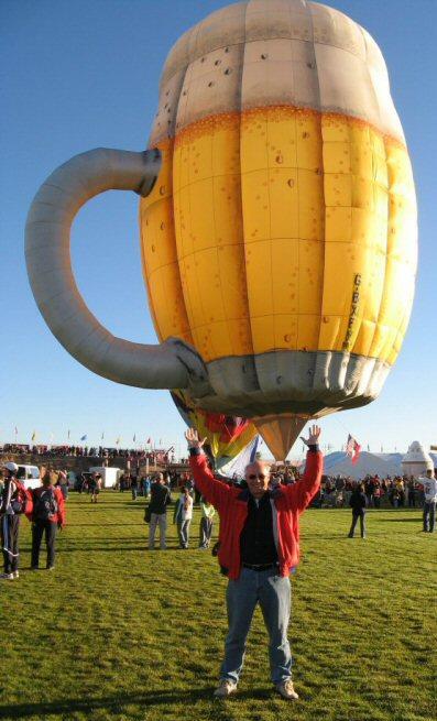 Four Corners Unit Airstream Balloon Rally