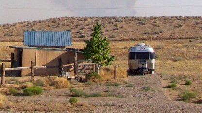 Airstream Garage
